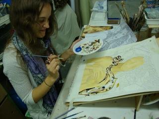 scuola toscana art courses