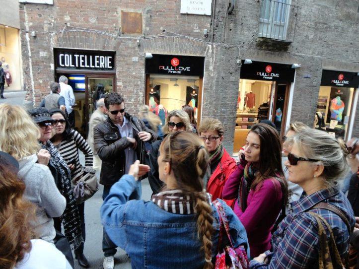 actvities with scuola toscana