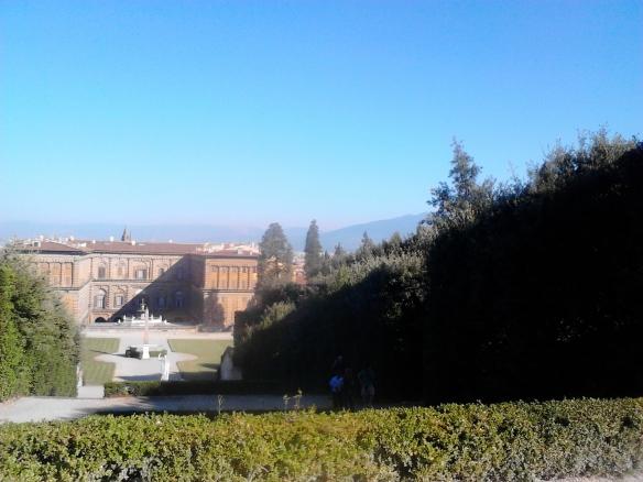 Giardino di Boboli e Palazzo Pitti