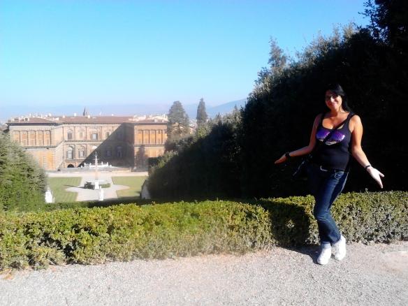 Scuola Toscana al Giardino di Boboli