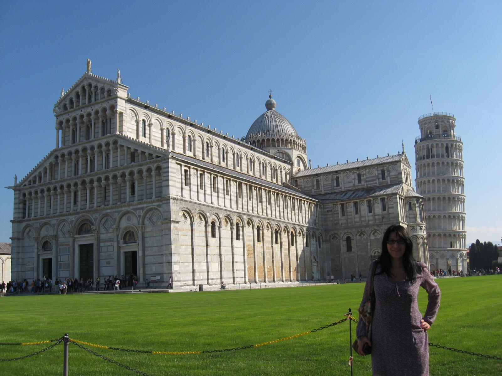 Cattedrale e Torre Pendente :)