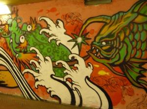 street art in Florence