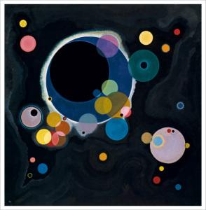 Kandinsky in mostra a Firenze