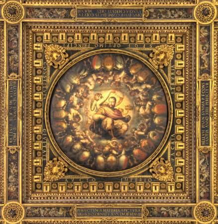 Giorgio Vasari Apotheosis of Cosimo I de Medici