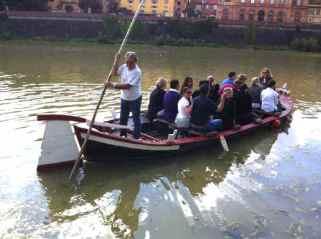 Bootstour Arno