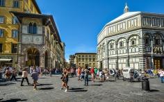 Piazza-San-Giovanni-Florenz