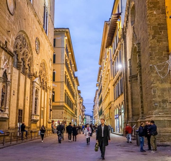 via-Calzaioli-Florenz