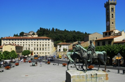 Florence-Fiesole-Stadtführering